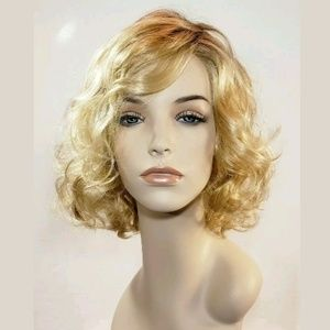 Raquel Welch Blonde Wig, Lace Front